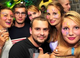 Colosseum Opatija - Neon party - 16.08.