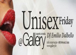 Gallery Club - Unisex Friday: Hight Show - 12.09.