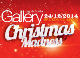 Gallery Club Zagreb - Christmas party - 24.12.