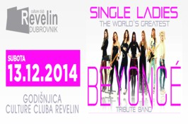 Culture Club Revelin - Band 'Single Ladies' - 13.12.