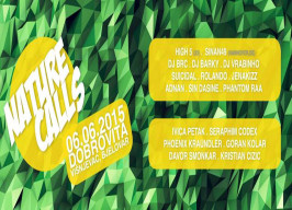 Bjelovar - Nature Calls Open Air - 06.06.
