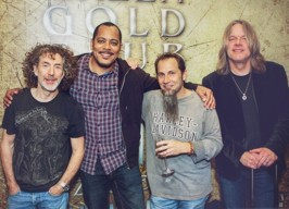 Green Gold Club - Simon Phillips - 11.05.