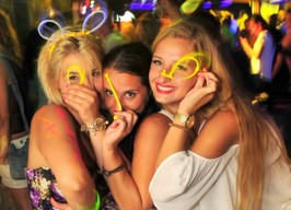 Colosseum Opatija - Neon party - 01.08.