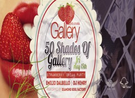 Gallery Club Zagreb - Fifty Shades of Gallery - 15.05.