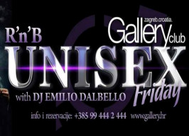 Gallery Club Zagreb - Unisex Friday - 29.05.
