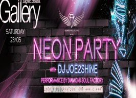 Gallery Club Zagreb - In The Club: Neon party - 23.05.