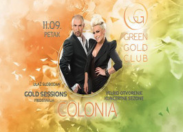 Green Gold Club - Colonia - 11.09.