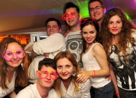 Klub Nina 2 Rijeka - Let's GLOW party - 22.05.