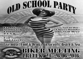 Preluk - Biker Meeting - Old School Party - 24./26.06.