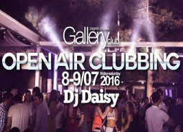Gallery Club Zagreb - Open Air Clubbing - 08./.09.07.