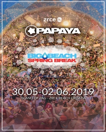 Zrće - Big Beach Spring Break 2019.