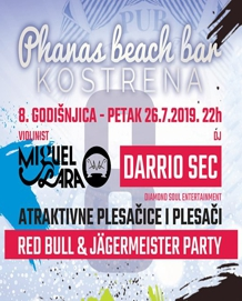 Phanas Beach Bar Kostrena - 26.07.